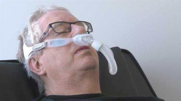 Apnee du sommeil senior