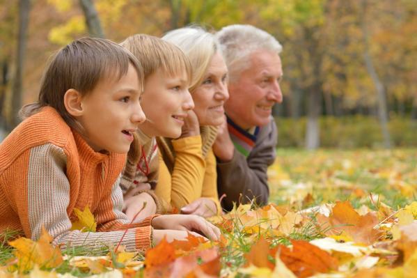 Automne avec les seniors