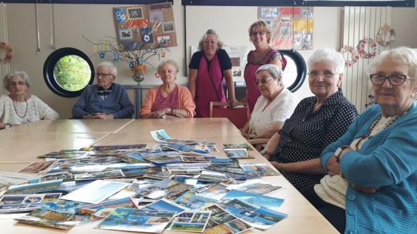 Cartes postale seniors