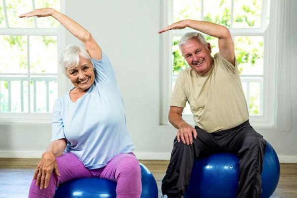 Choisir le bon exercice seniors