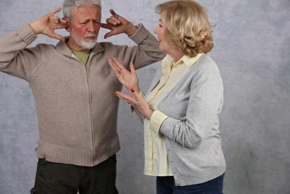Divorce seniors