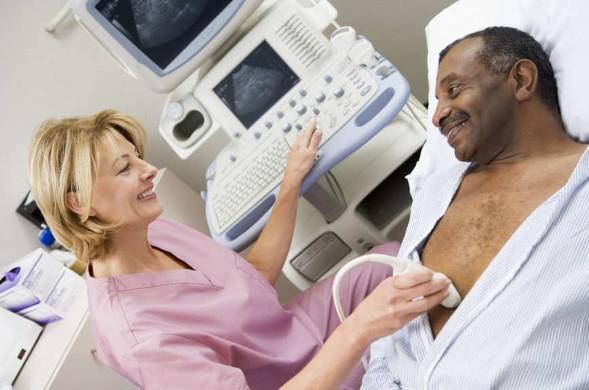 Echographie aorte