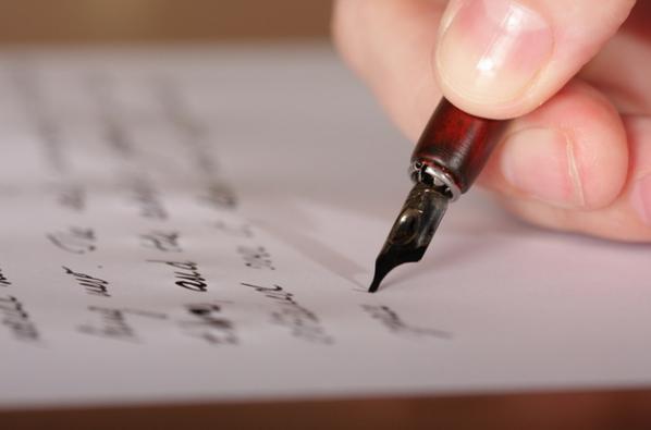 Ecrire une lettre seniors