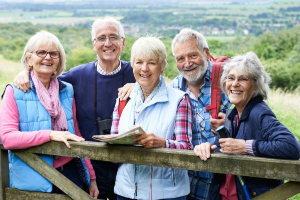 Etre social seniors