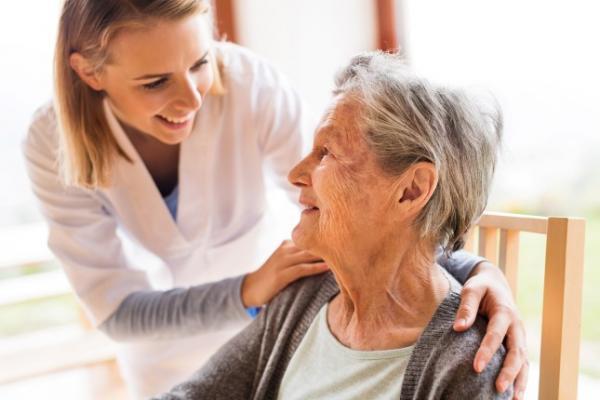 Geriatrie pour seniors