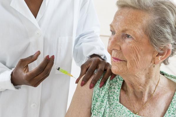 Grippe vaccination seniors