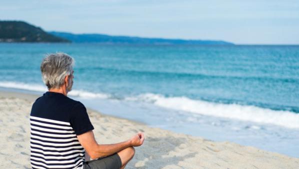 La meditation seniors