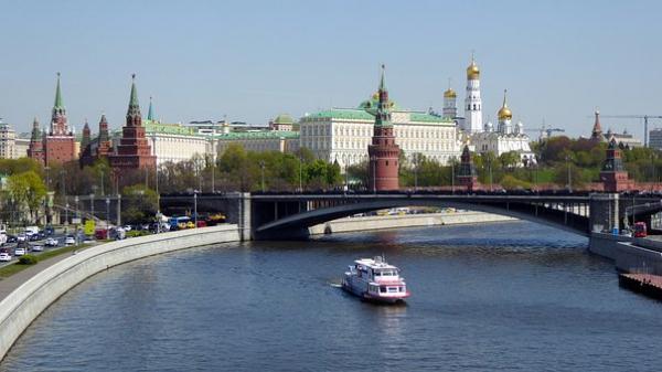 Le kremlin croisiere france