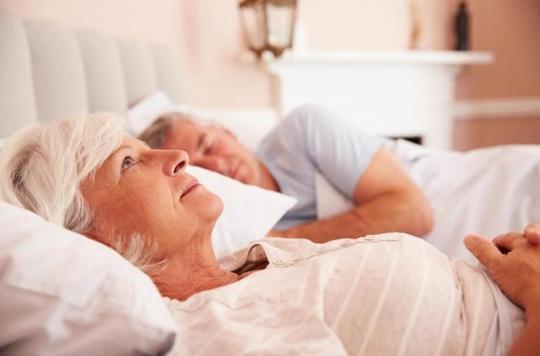Le sommeil des seniors