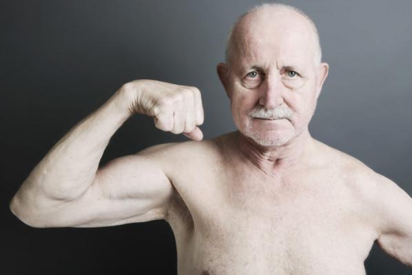 Les muscles seniors