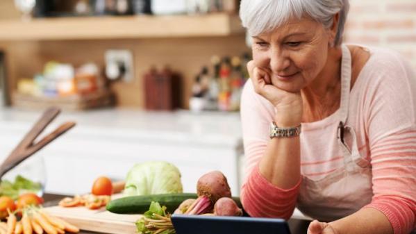 Maigrir durablement seniors