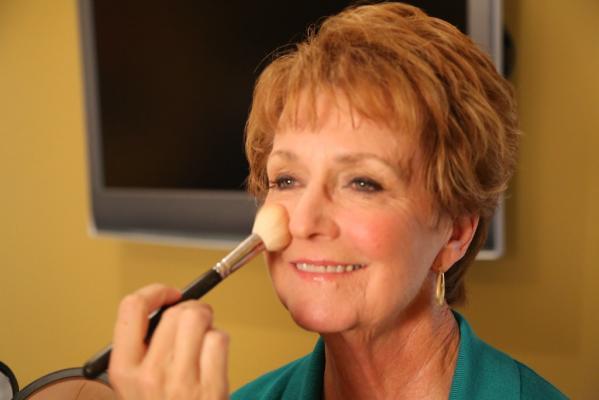 Maquillage senior