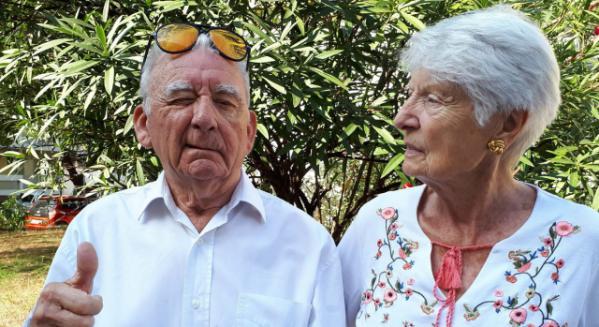 Mariage seniors