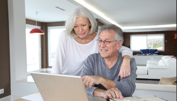 Reseaux sociaux et seniors