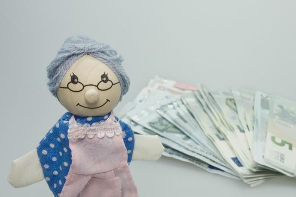 Senior et argent