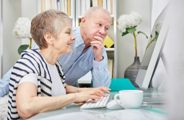 Seniors avec l informatique