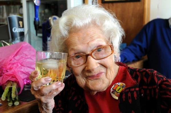Seniors centenaires
