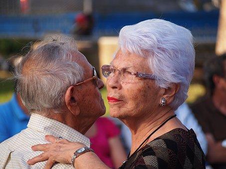 Seniors danseurs