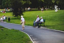 Seniors en retraite