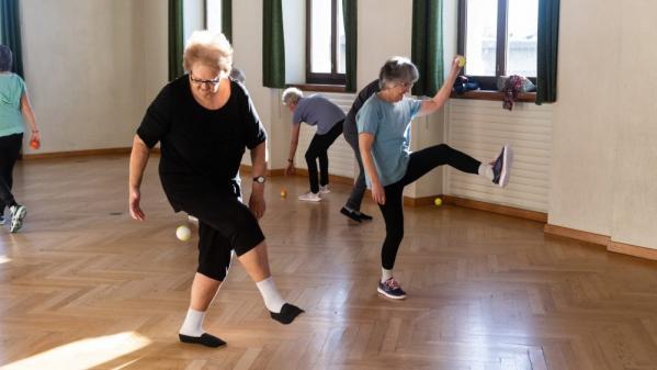 Seniors equilibre