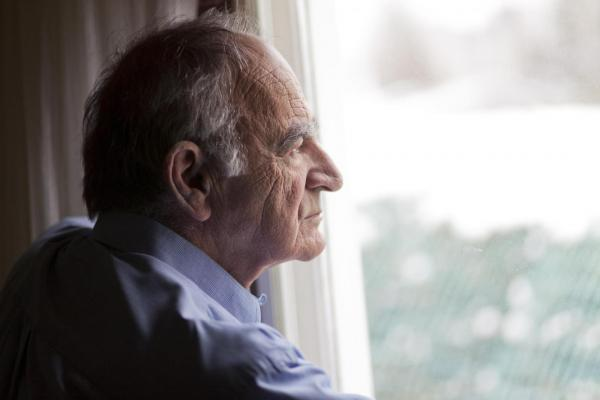 Seniors et la solitude