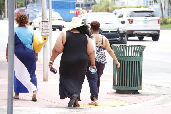 Seniors obeses