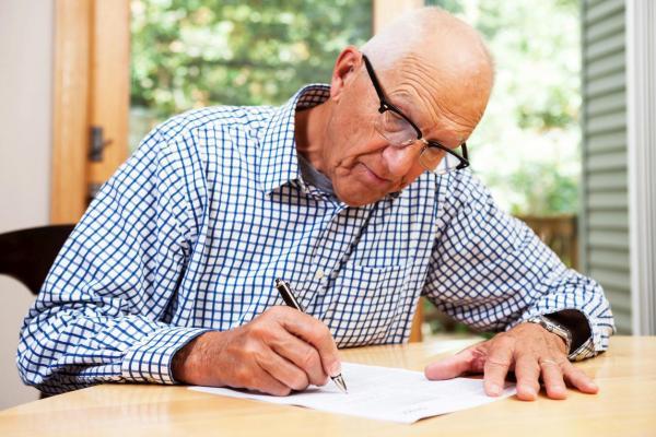 Travailler chez soi a la retraite