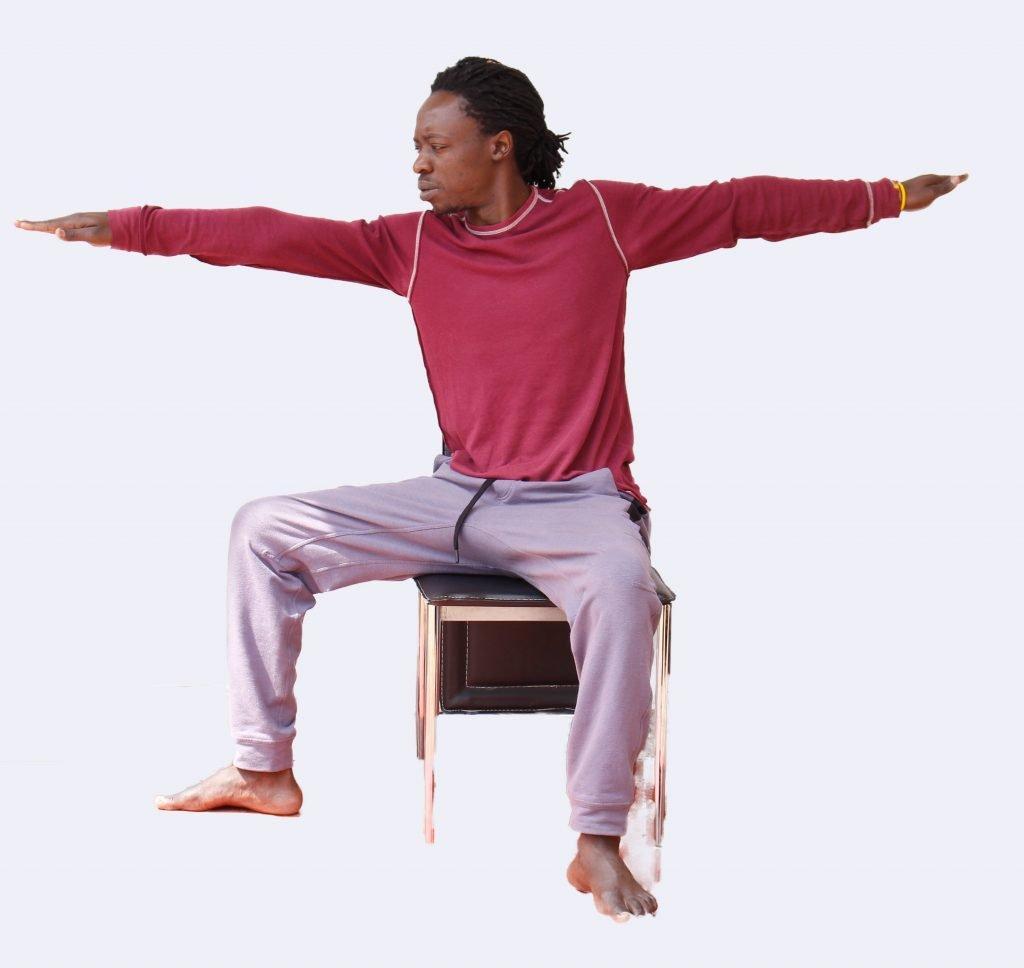 Yoga seniors 5