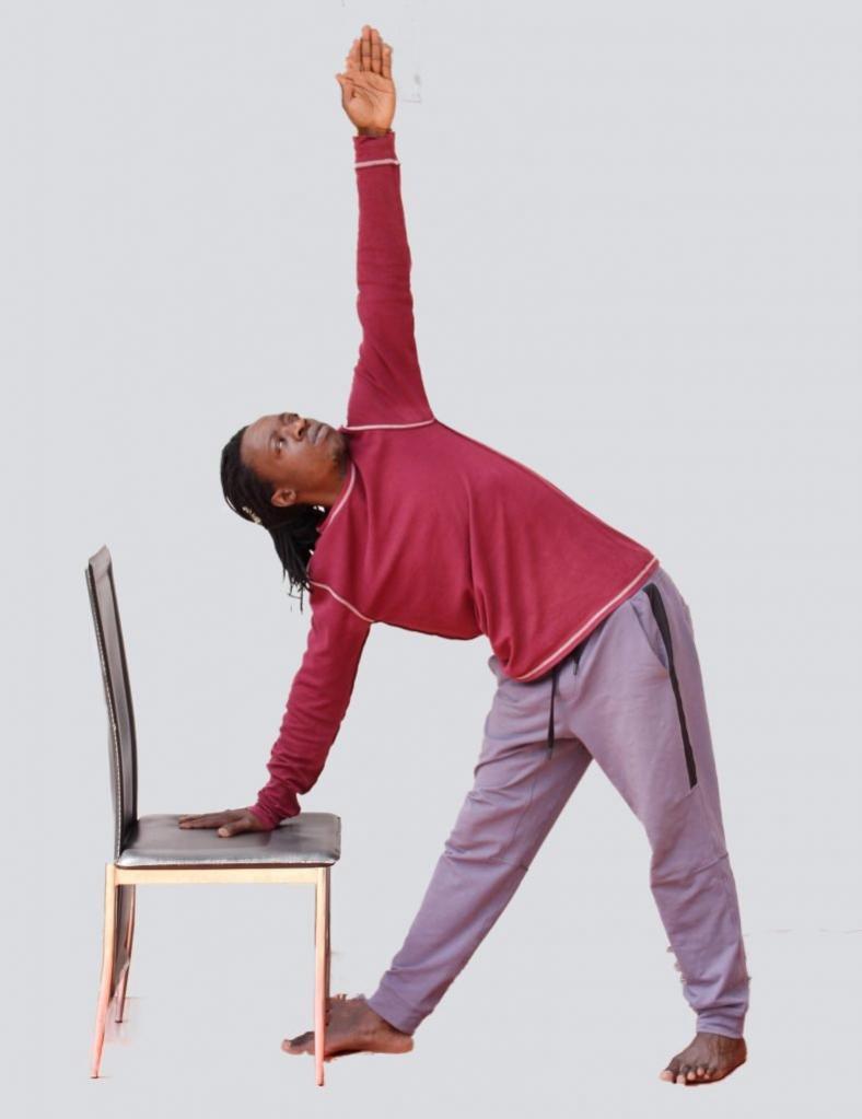 Yoga seniors 6