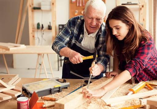 Bricolage seniors