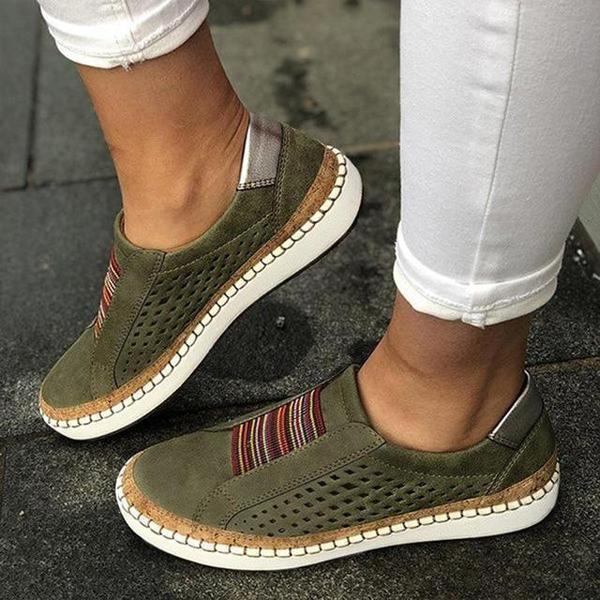 Chaussure de marche pour pieds etroits seniors