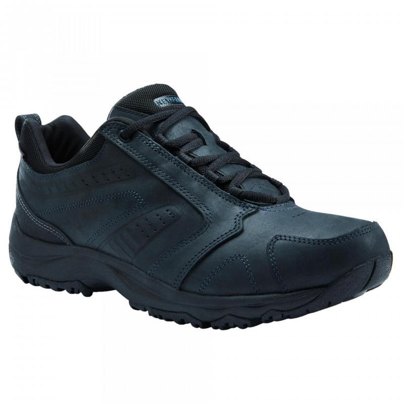 Chaussure de marche pour pieds larges seniors