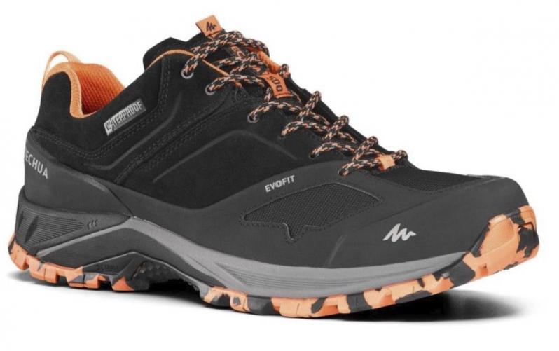 Chaussure hybride de marche randonnee seniors