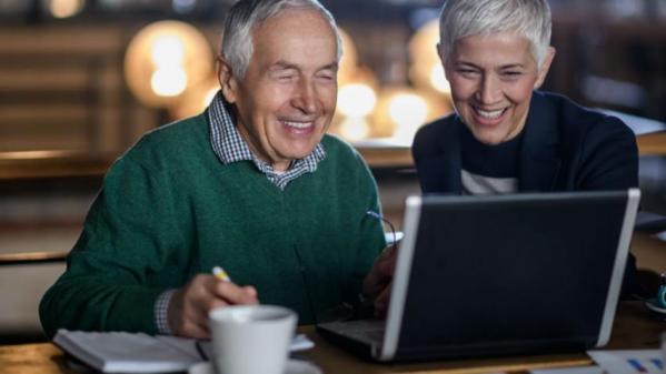 Differences seniors de 50 a 60 ans