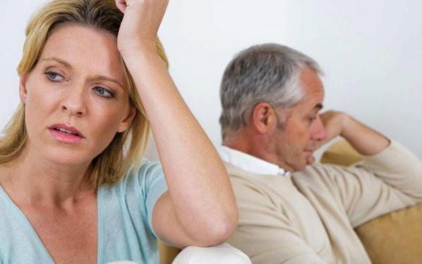 Divorce en augmentation chez les seniors