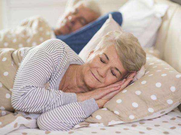 Dormir seniors