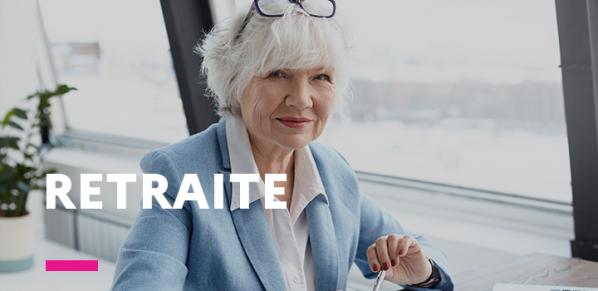 La retraite pour les seniors
