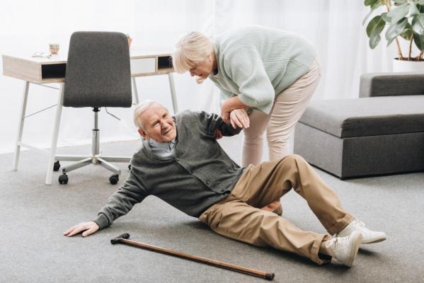 Les dangers domestiques seniors