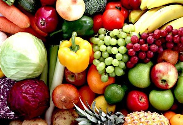 Manger 5 fruits et legumes par jour seniors