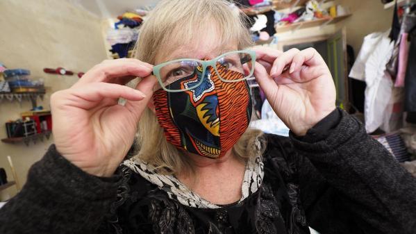 Masque covid 19 pour seniors