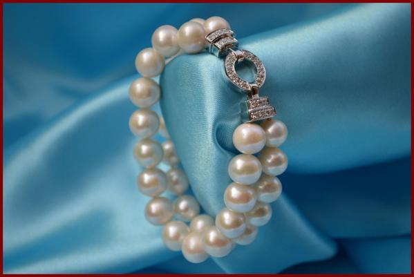 Perles de culture seniors