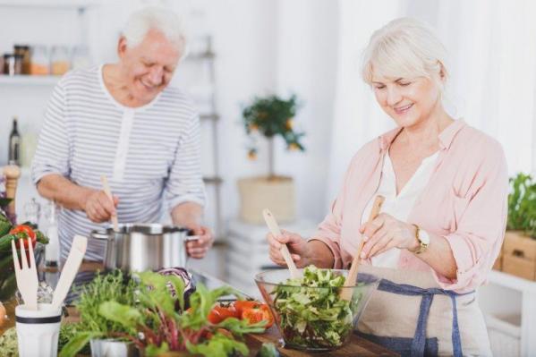Regime pour seniors
