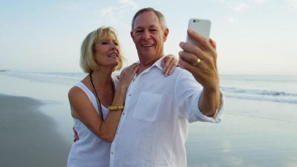 Selfie seniors