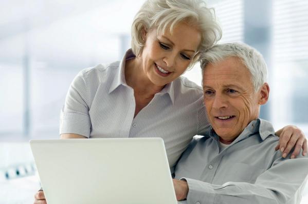 Site web seniors
