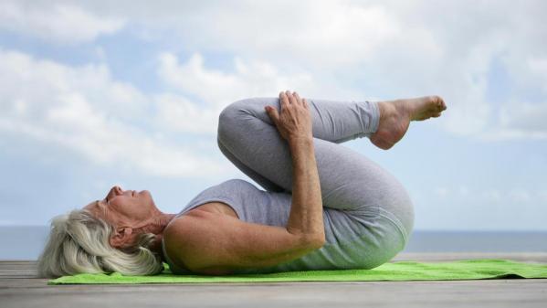 Yoga pour la sante seniors